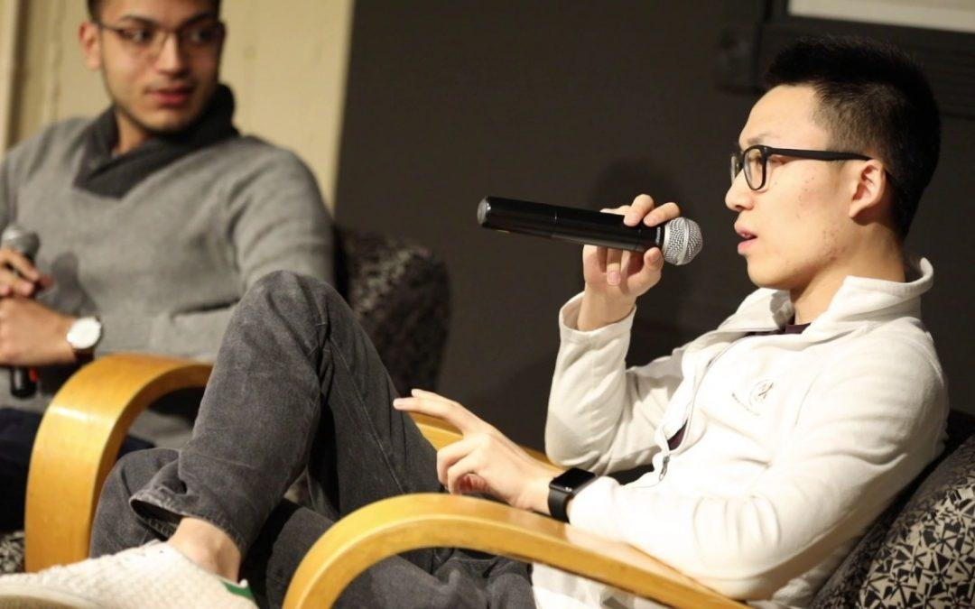 Rutger's Entrepreneurship Society ft. David Zhao (CEO of NXT Group)